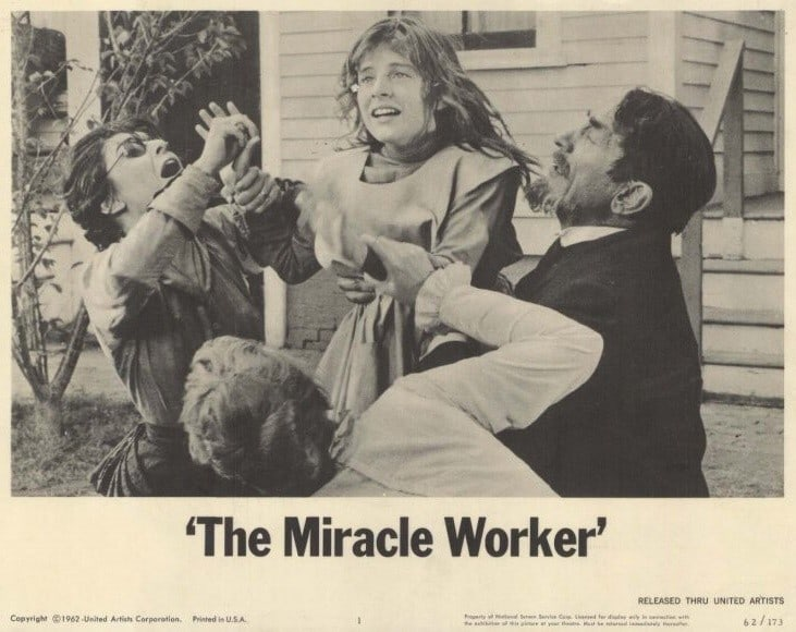 The miracle worker book report