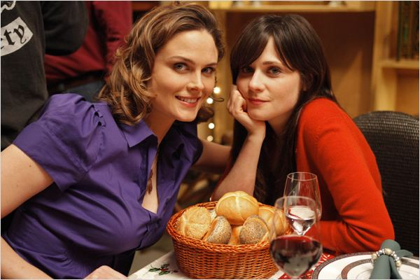 Emily Deschanel zooey deschanel bones