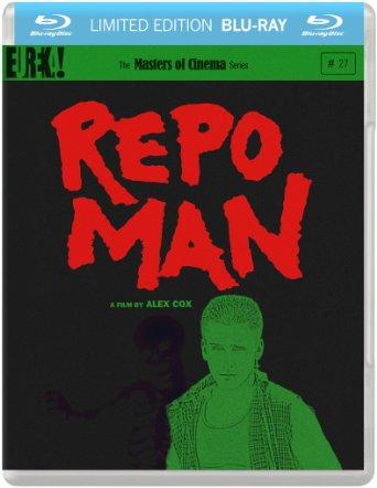 Repo Man [Masters of Cinema]  [1984]