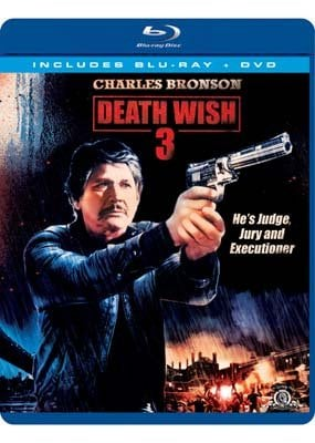 Death Wish 3 (Blu-ray + DVD) (1985) (Import)