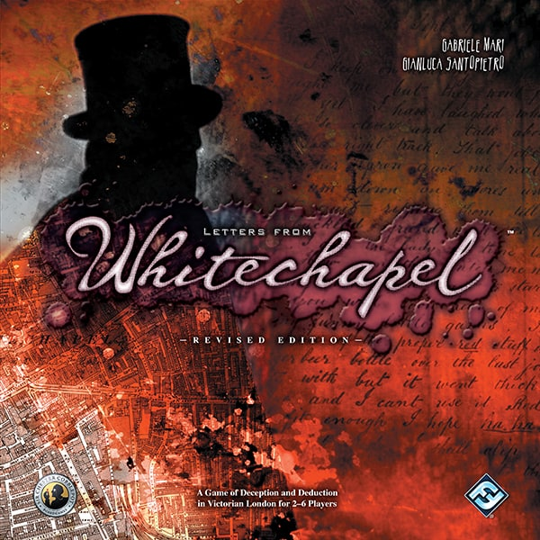 Picture of Letters From Whitechapel