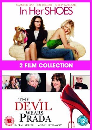 In Her Shoes / Devil Wears Prada Double Pack