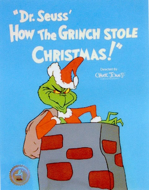 How the Grinch Stole Christmas! has been added to these lists: