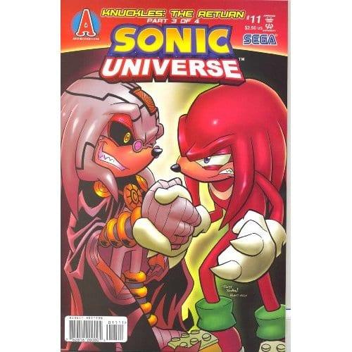 BumbleKing Comics • View topic - Sonic Universe #11 Preview ...