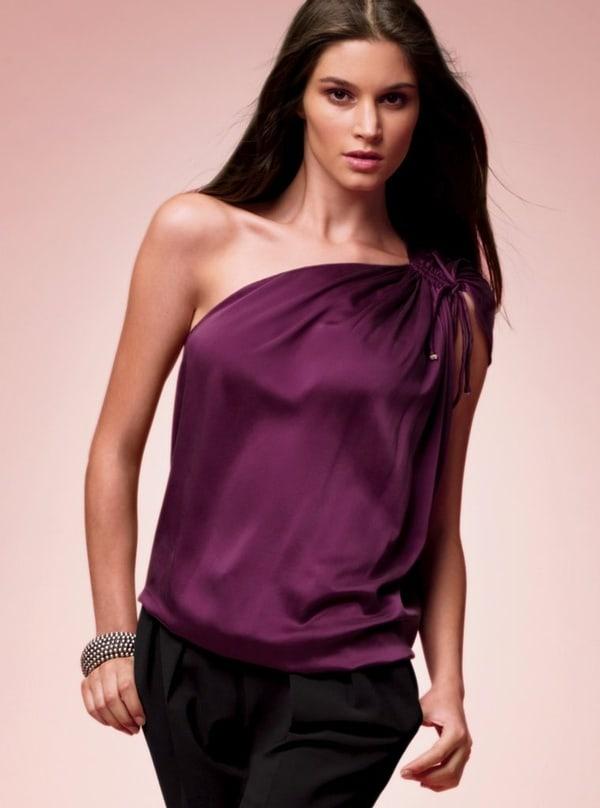 Купить Красивую Блузку