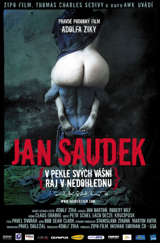 Jan Saudek - V pekle svych vasni, raj v nedohlednu