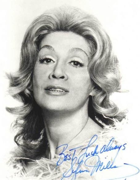 Sylvia Miles net worth