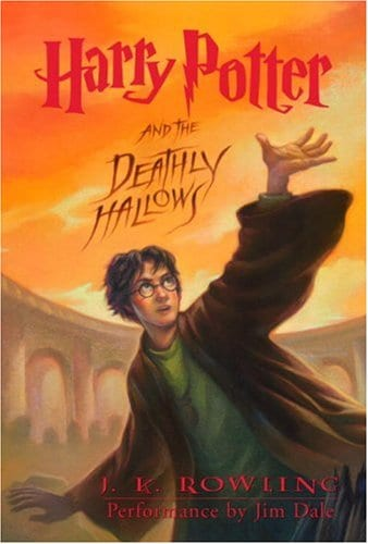 Harry Potter Book July : Picture of harry potter and the deathly hallows