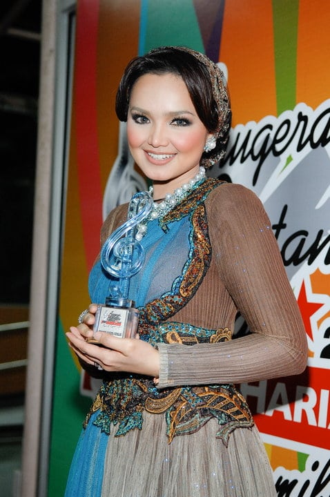 Picture of Siti Nurhaliza