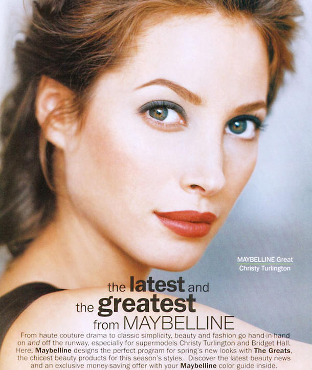 christy turlington maybelline - photo #22