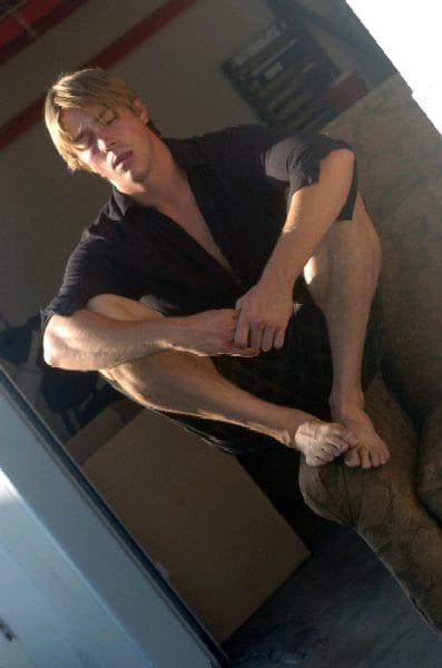 nude Steve sandvoss