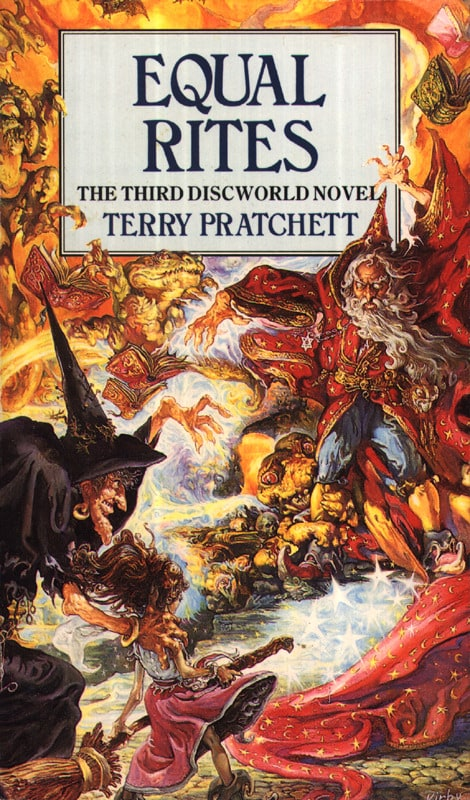 Equal Rites (Discworld Novel)