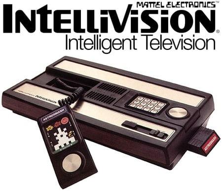Mattel Intellivision console