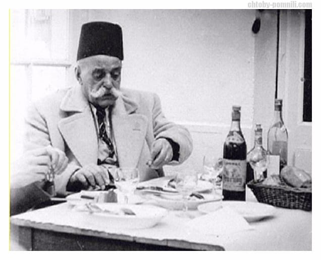 Picture of George Ivanovich Gurdjieff