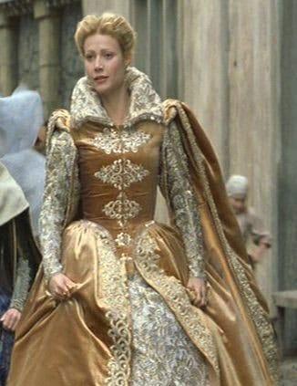 Elizabethan Era Wedding Cake