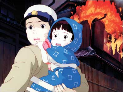 Grave of the Fireflies