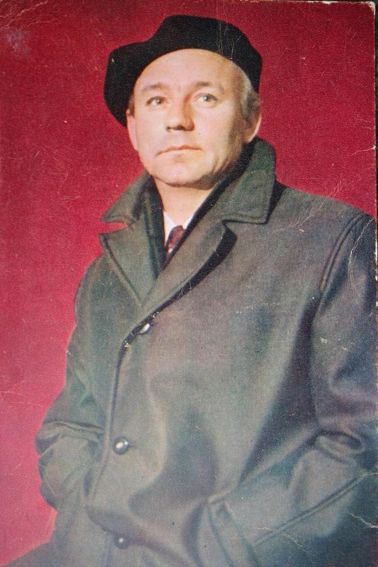 Nikolai Rybnikov