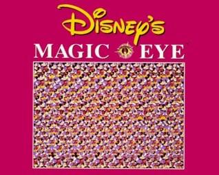 Disney's Magic Eye (Magic Eye)
