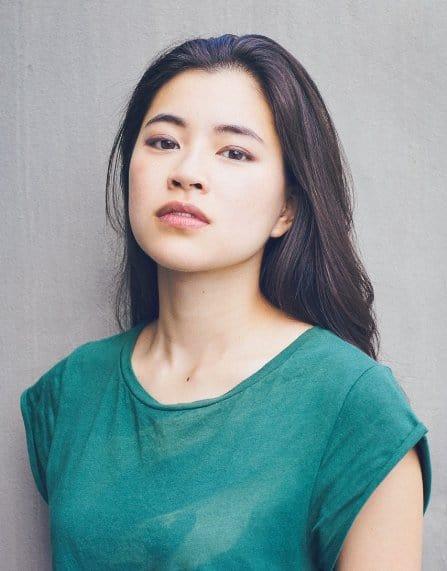 Kimie Tsukakoshi