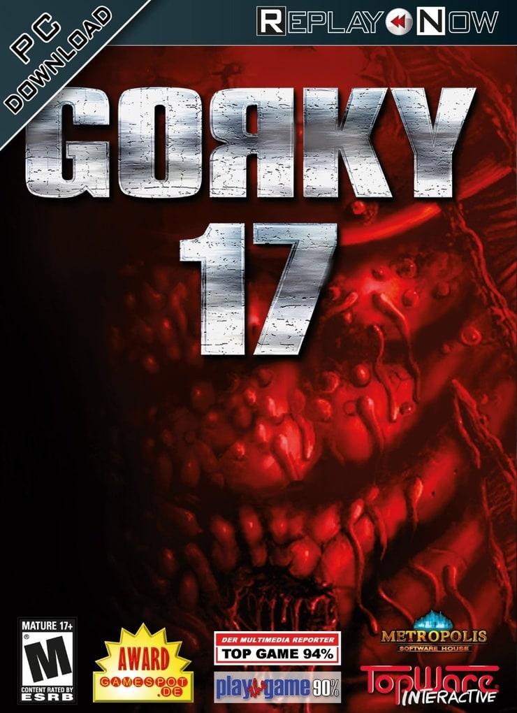 Gorky 17