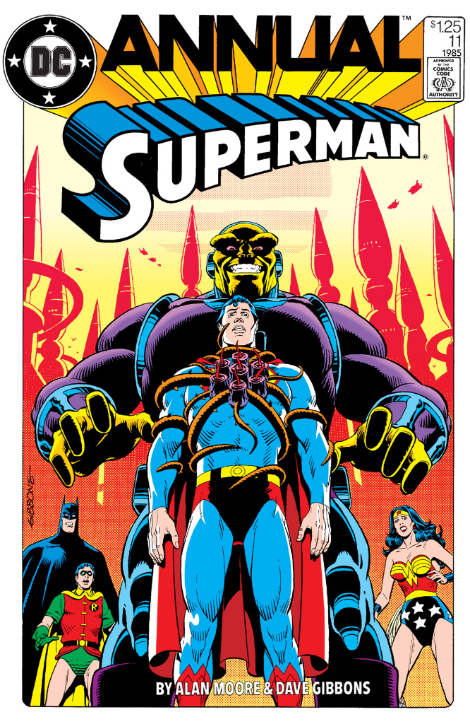Superman Annual #11