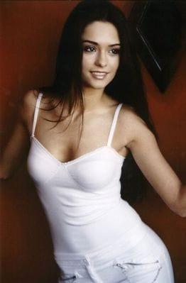 Antoinette Kalaj  nackt