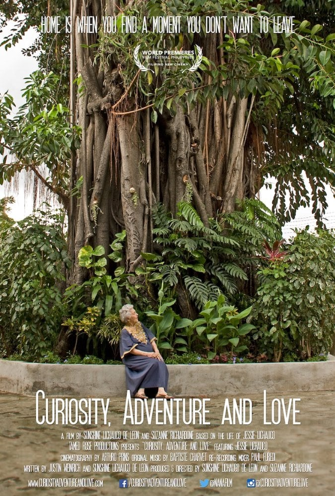 Curiosity, Adventure & Love