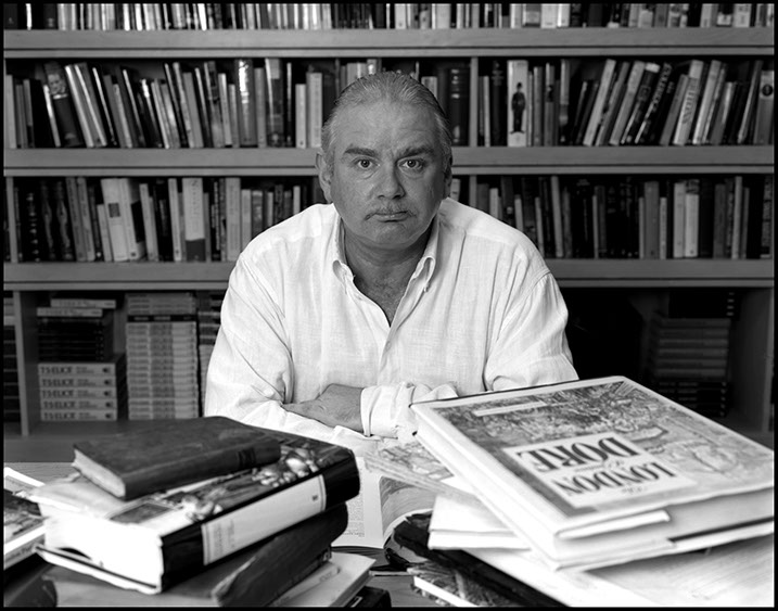Picture of Peter Ackroyd