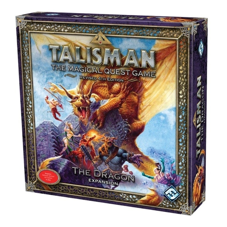 Talisman (fourth edition): The Dragon Expansion