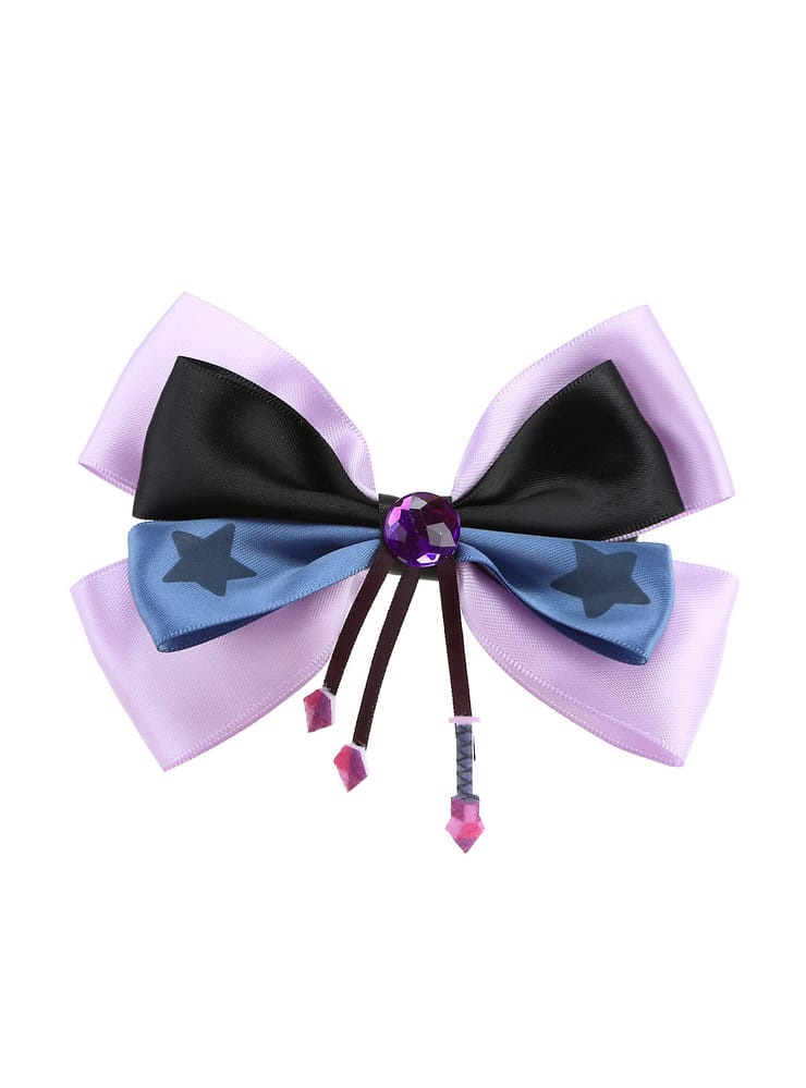 Steven Universe Amethyst Cosplay Hair Bow