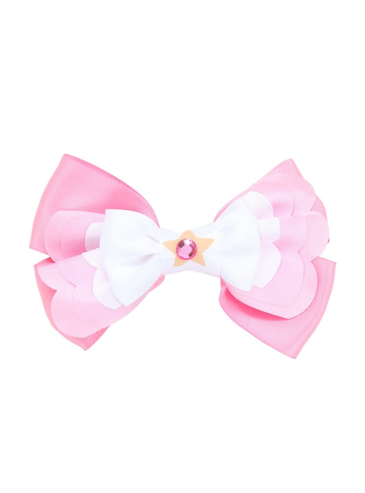 Steven Universe Rose Quartz Cosplay Hair Bow