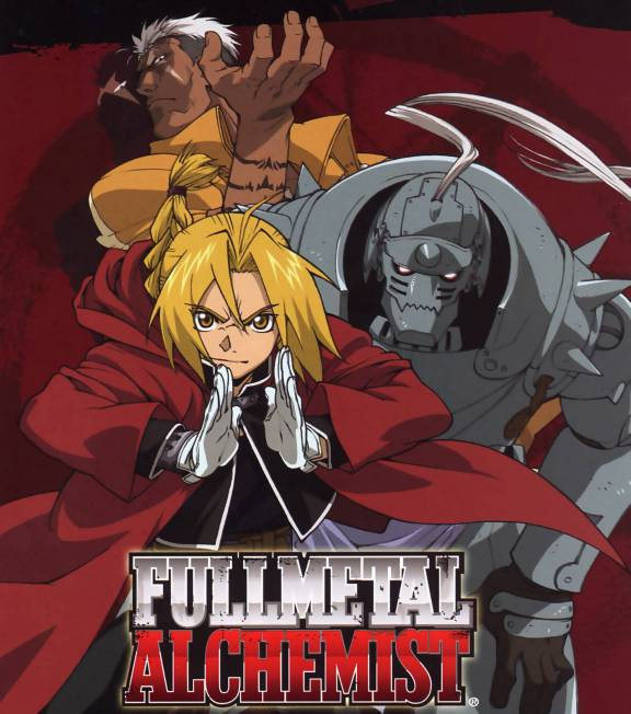 Picture Of Fullmetal Alchemist