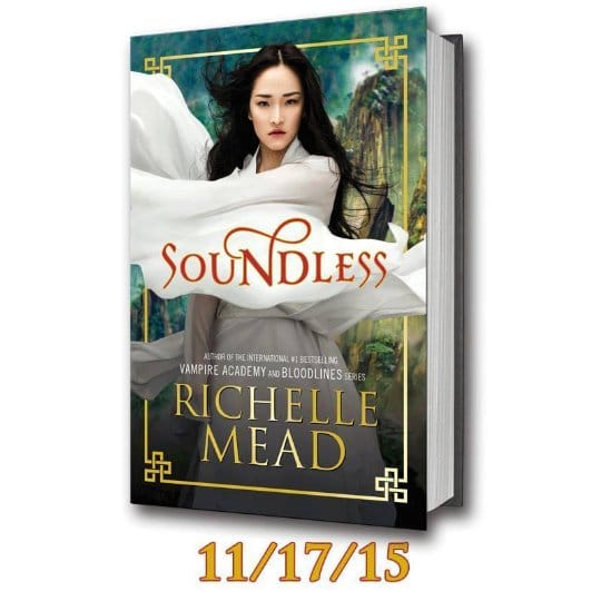 Soundless by Richelle Mead %u2014 Reviews