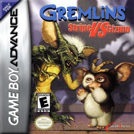 Gremlins Stripe Vs Gizmo