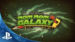 PixelJunk: Nom Nom Galaxy