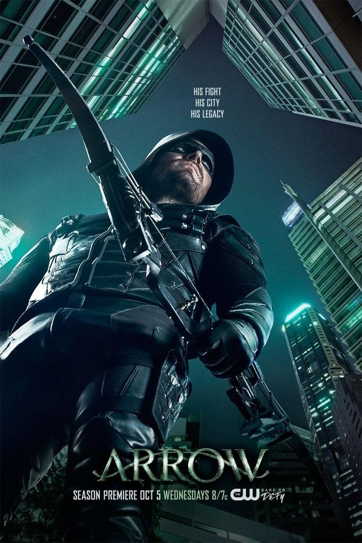 Arrow                                  (2012- )