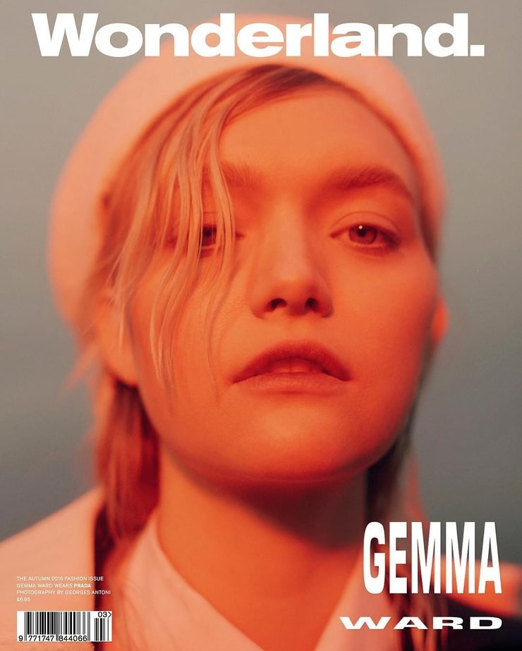Gemma Ward