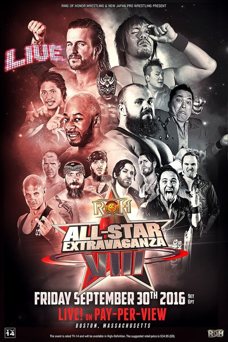 ROH All Star Extravaganza VIII