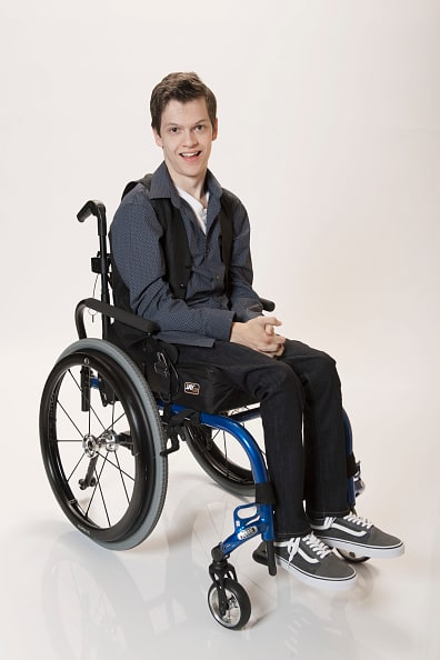 Picture of Micah Fowler