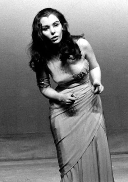 Susan Strasberg cleopatra