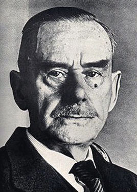 thomas mann biography