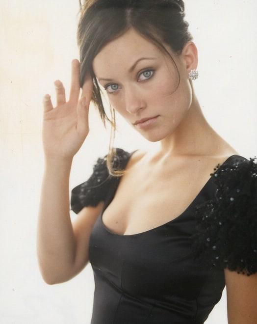 Olivia Wilde listal