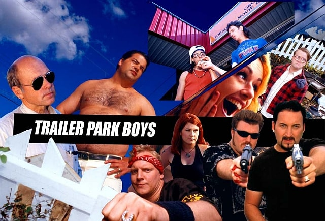 Picture of trailer park boys