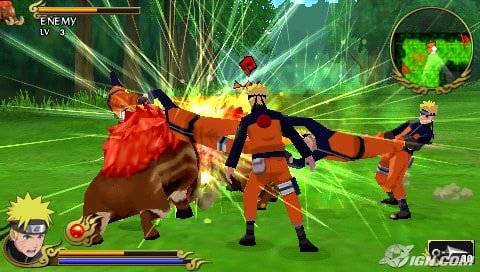 Picture Of Naruto Shippuden Legends Akatsuki Rising