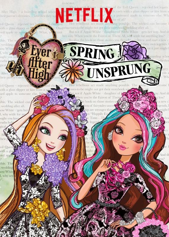 Ever After High: Spring Unsprung