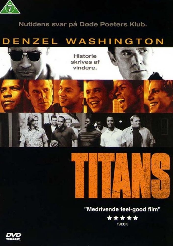 rememebr the titans review Denzel washington stars as herman boone in remember the titans boone is a young black coach given the head coaching position at an all-white high school that has merged with an all-black school because of forced integration met with disdain, anger and a divided football team of racial foes, coach.