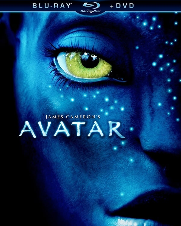 Picture Of Avatar (DVD + Blu-ray