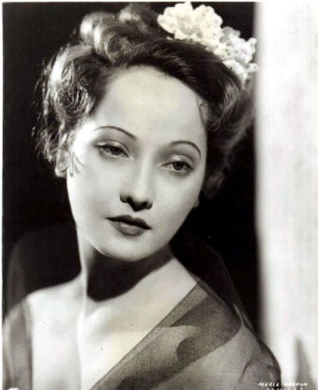 merle oberon quotes
