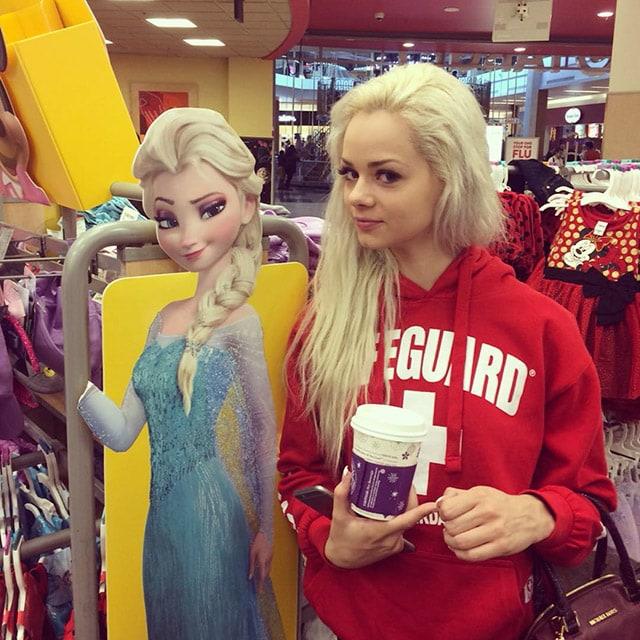 Elsa jean friend and step dad