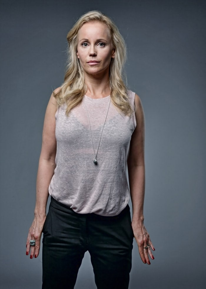 Picture Of Sofia Helin
